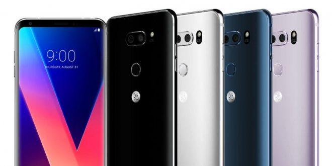 LG V30: Végre Magyarországon is megjelenik!