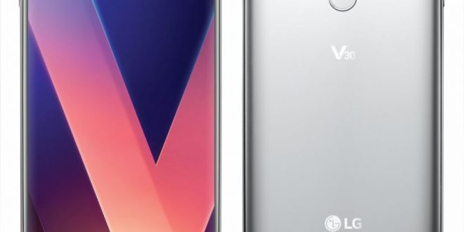 Sajtóképen az LG V30 – Gyönyörű lesz!