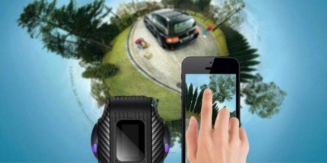 360 fokban vesz az új Magicsee P3 kamera