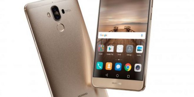 Óriási siker a Huawei Mate 9