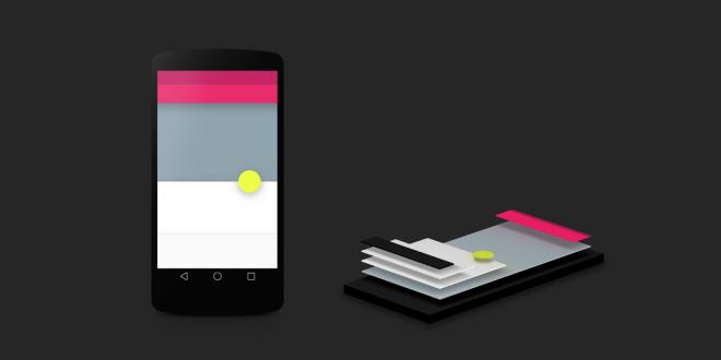 Néhány app, ami már megkapta a Material Design-t!