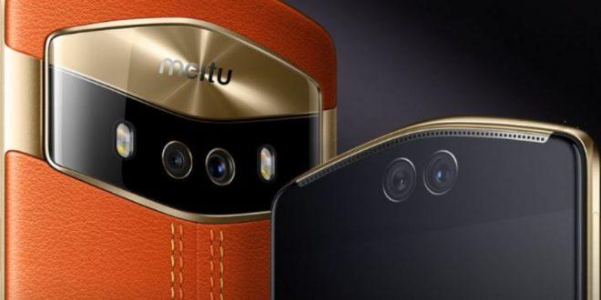 Meitu V6 – Ilyen különc mobilt is ritkán látni