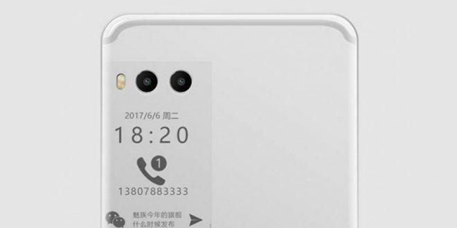 Fotókon és videón a két kijelzős Meizu Pro 7