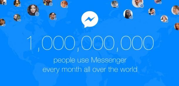 messenger-1-milliard