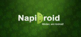 4 éves a Napidroid