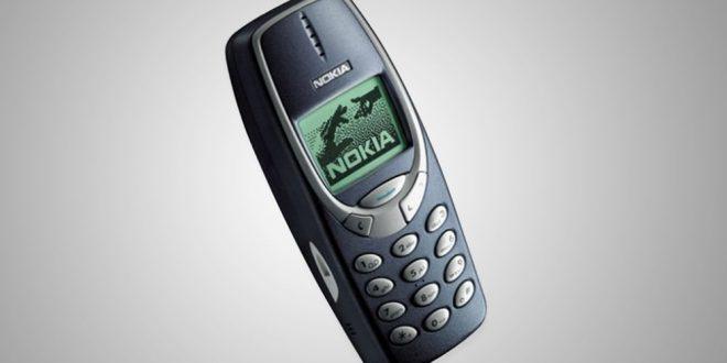 Hivatalos az új Nokia 3310 (2017)