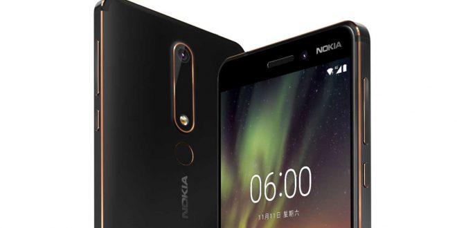 Megérkezett a Nokia 6 (2018)