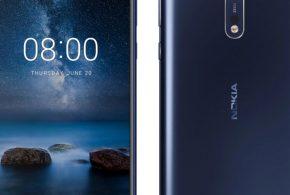 Kiszivárgott a Nokia 8, már sajtókép is van róla!