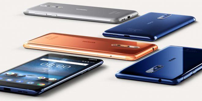 Megérkezett a Nokia 8