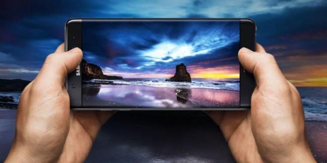 A Note 7 kijelzőtechnológiáját kaphatja a Samsung Galaxy S8