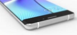 Nagyon strapabíró lesz a Galaxy Note 7 kijelzője