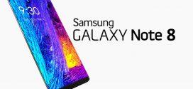 Hivatalos: ekkor mutatják be a Galaxy Note 8-at
