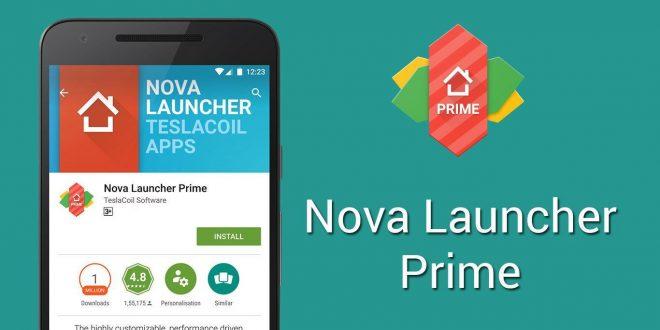 Akció: 125 Ft a Nova Launcher Prime a Play Áruházban