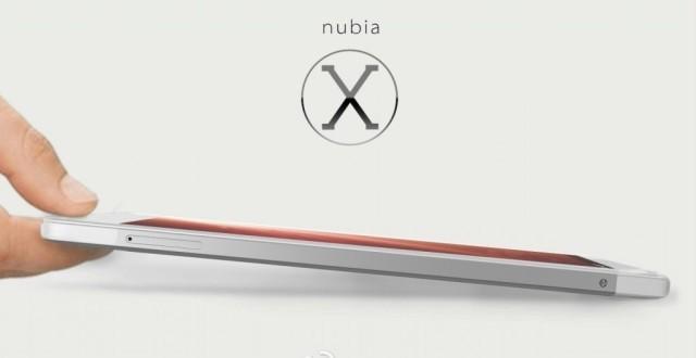 Jön a ZTE Nubia X6 csúcsmobil
