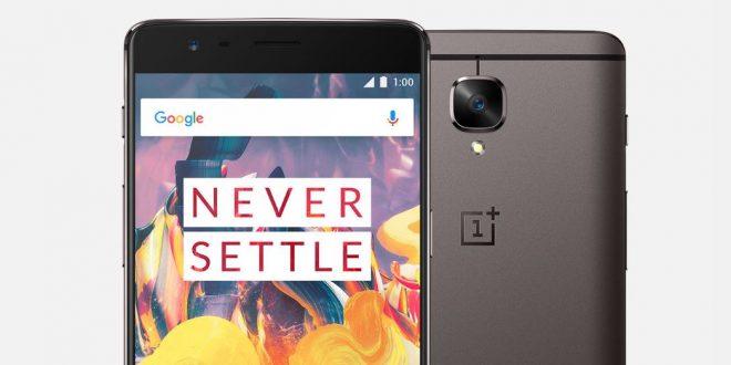Megjelent Európában a OnePlus 3T