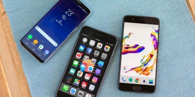 OnePlus 5 vs. iPhone 7 Plus vs. Galaxy S8 kamera teszt