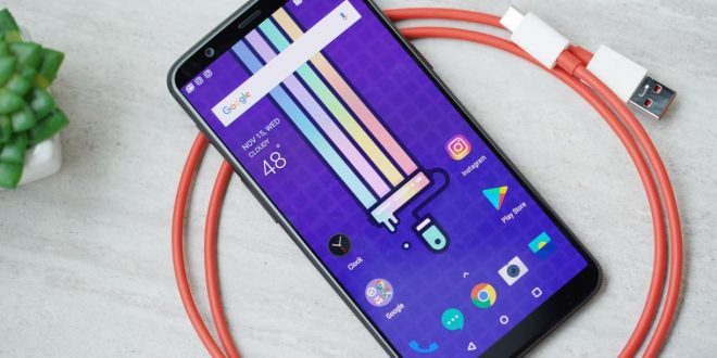 Top 5 funkció a OnePlus 5T-ben