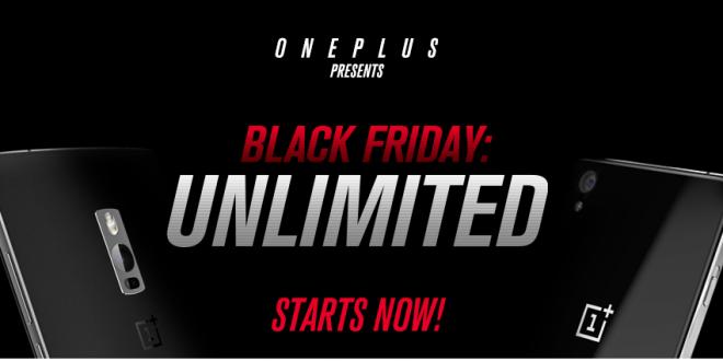 Black Friday akciók a OnePlusnál