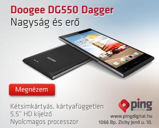 Doogee DG550 Dagger