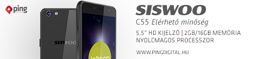 Siswoo C55 okostelefon