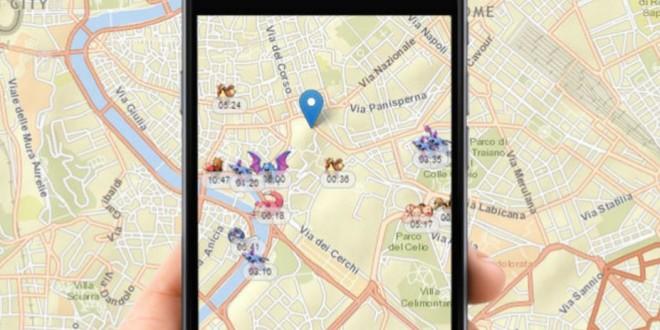Pokémon GO – Itt a térkép, ami valós időben mutatja a pokémonok helyzetét