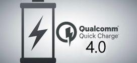A Qualcomm kiadta a listát a Quick Charge 4.0-t támogató telefonokról