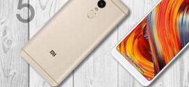 Hamarosan jön a Xiaomi Redmi Note 5
