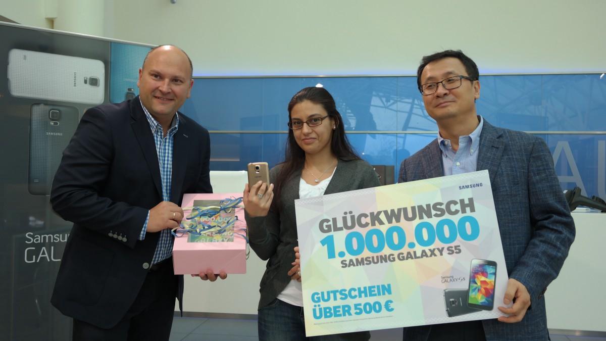 Galaxy S5 Németország