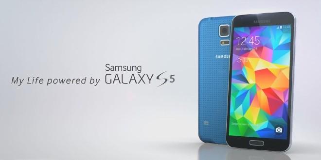 Itt a hivatalos Galaxy S5 promo videó!