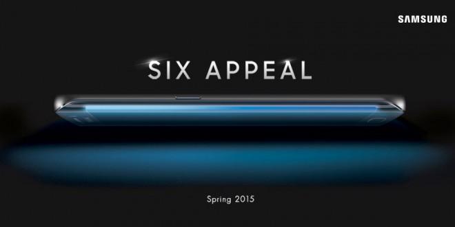 Első hivatalos képeken a Galaxy S6 Edge