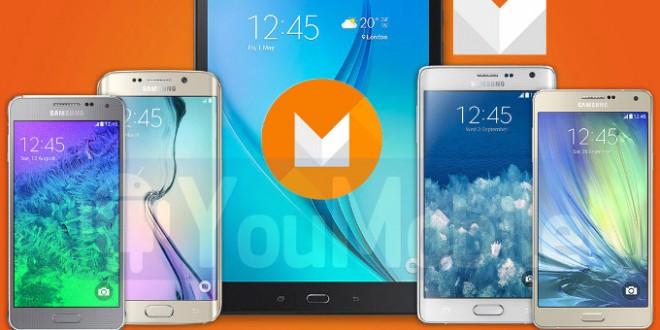 Ekkor frissülnek a Samsung mobilok Android 6.0-ra