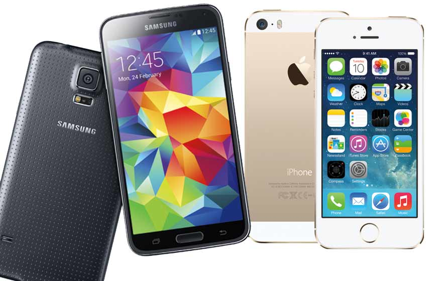 samsung-galaxy-s5-vs-apple-iphone-5s