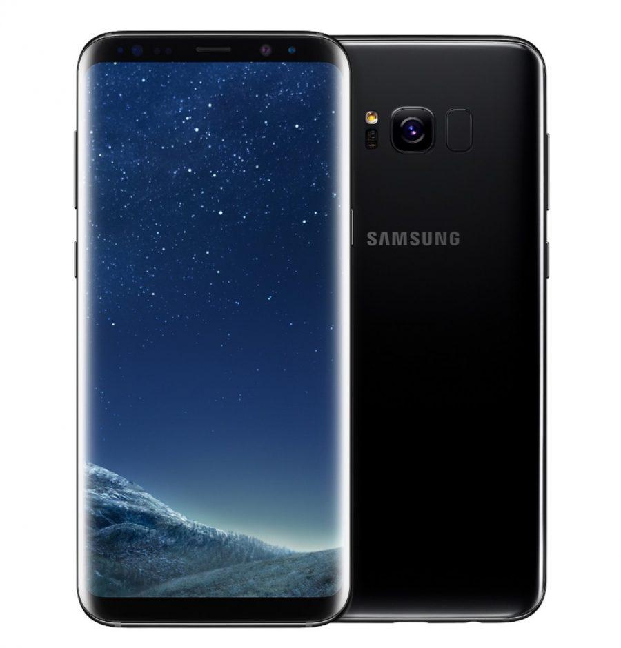Samsung Galaxy S8 64 GB Kártyafüggetlen Mobiltelefon
