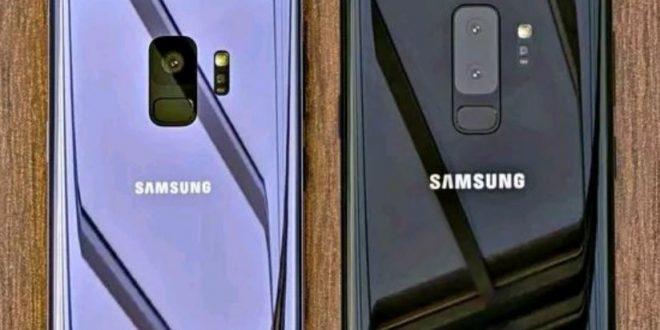 Valódi fotón a Samsung Galaxy S9 és S9+ hátlapja?