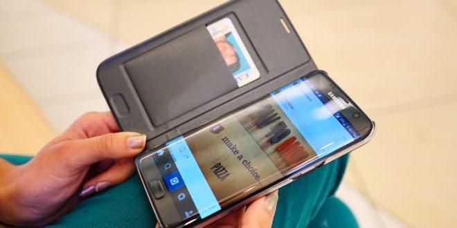 Kártyatartós Samsung Galaxy tokok