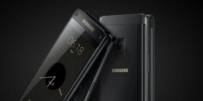 Fotókon a Samsung új, méregdrága csúcsmobilja