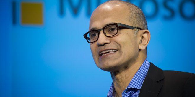 A Microsoft vezetője viccesen beszólt két iPad-tulajnak