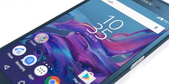 Hivatalos videón a Sony új, Android 7.0-s felülete