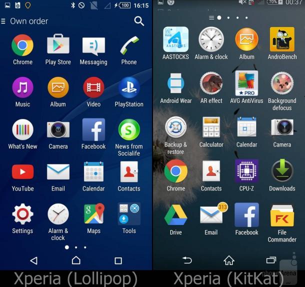 sony-xperia-z3-lollipop-App-drawer