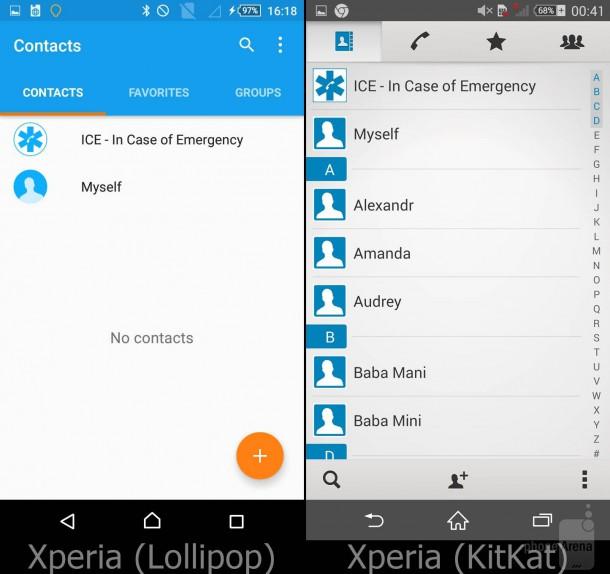 sony-xperia-z3-lollipop-Contacts