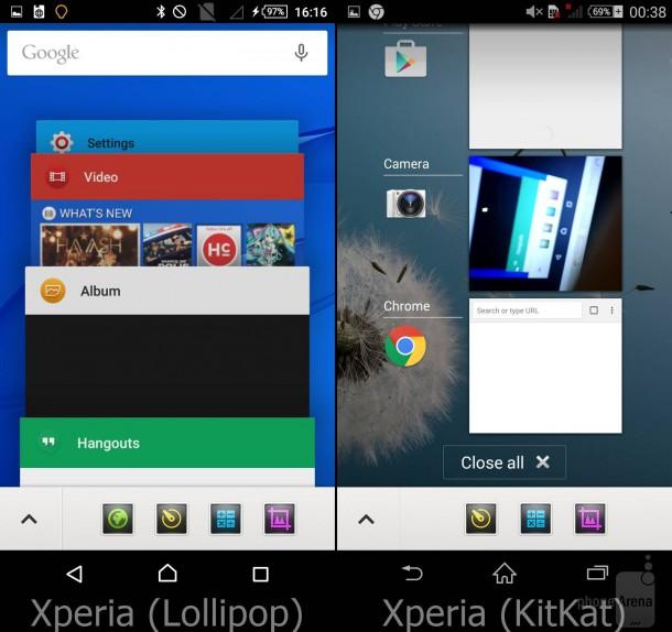 sony-xperia-z3-lollipop-Recent-menu