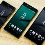 Sony Xperia Z5 család