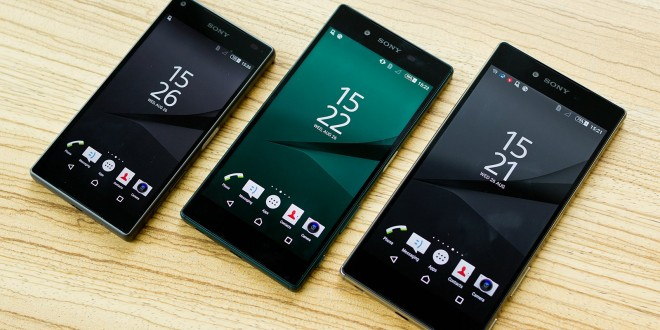 Ezek a Sony mobilok kapnak Android 7.0-t