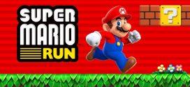 Androidra is jön a Super Mario Run