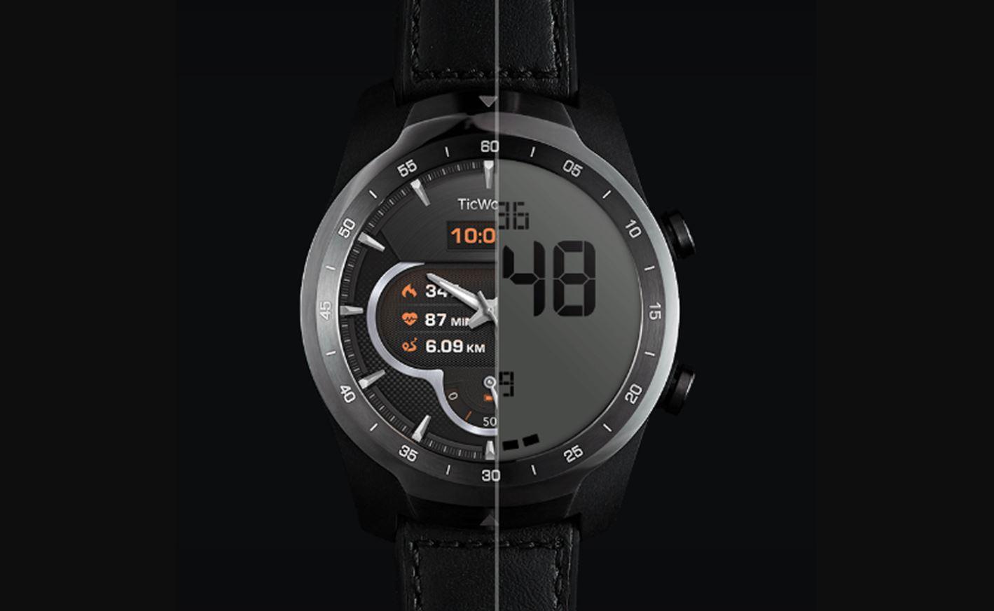 Ticwatch Pro - Megjelent a forradalmi okosóra Magyarországon ... 36a7790834