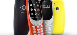Jövő héten jelenik meg az új Nokia 3310