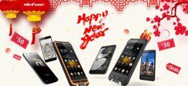 Évkezdési akciók: Bluboo, Doogee és Ulefone mobilok kedvező áron
