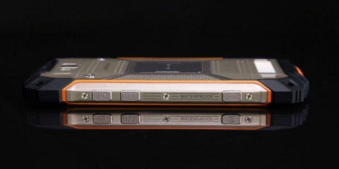 Ulefone Armor 2 – Izmos strapatelefon rengeteg memóriával