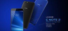 Umidigi Z1 és C Note 2 telefonok akcióban