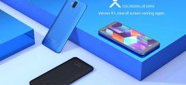 Nemsokára érkezik a Vernee X1 – 6+64 GB, 4 kamera és kedvező ár